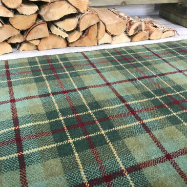 Brodie Hunting Tartan Rug Bespoke Sizes