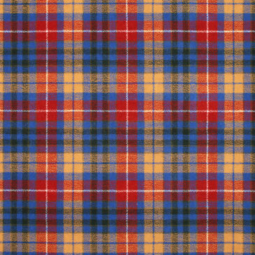 Buchanan Ancient Tartan Sample