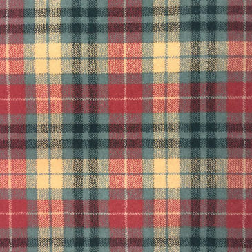 Buchanan Weathered Tartan Rug Bespoke Sizes