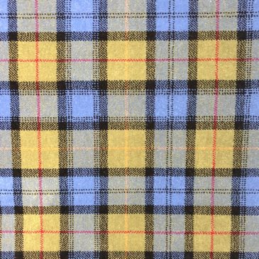 Farquharson Ancient Tartan Rug Bespoke Sizes