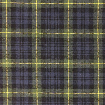 Gordon Modern Tartan Sample