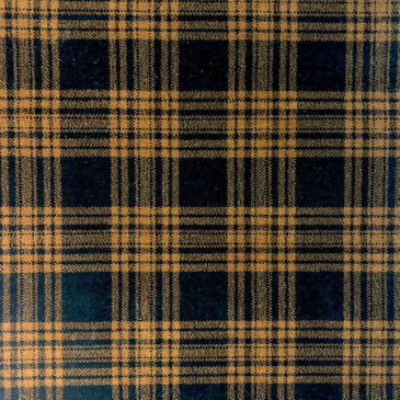 Menzies Brown Tartan Rug Bespoke Sizes