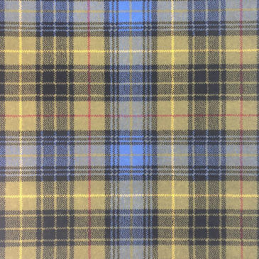 Stewart Ancient Hunting Tartan Sample