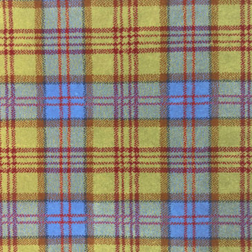 Stewart Of Appin Tartan Sample