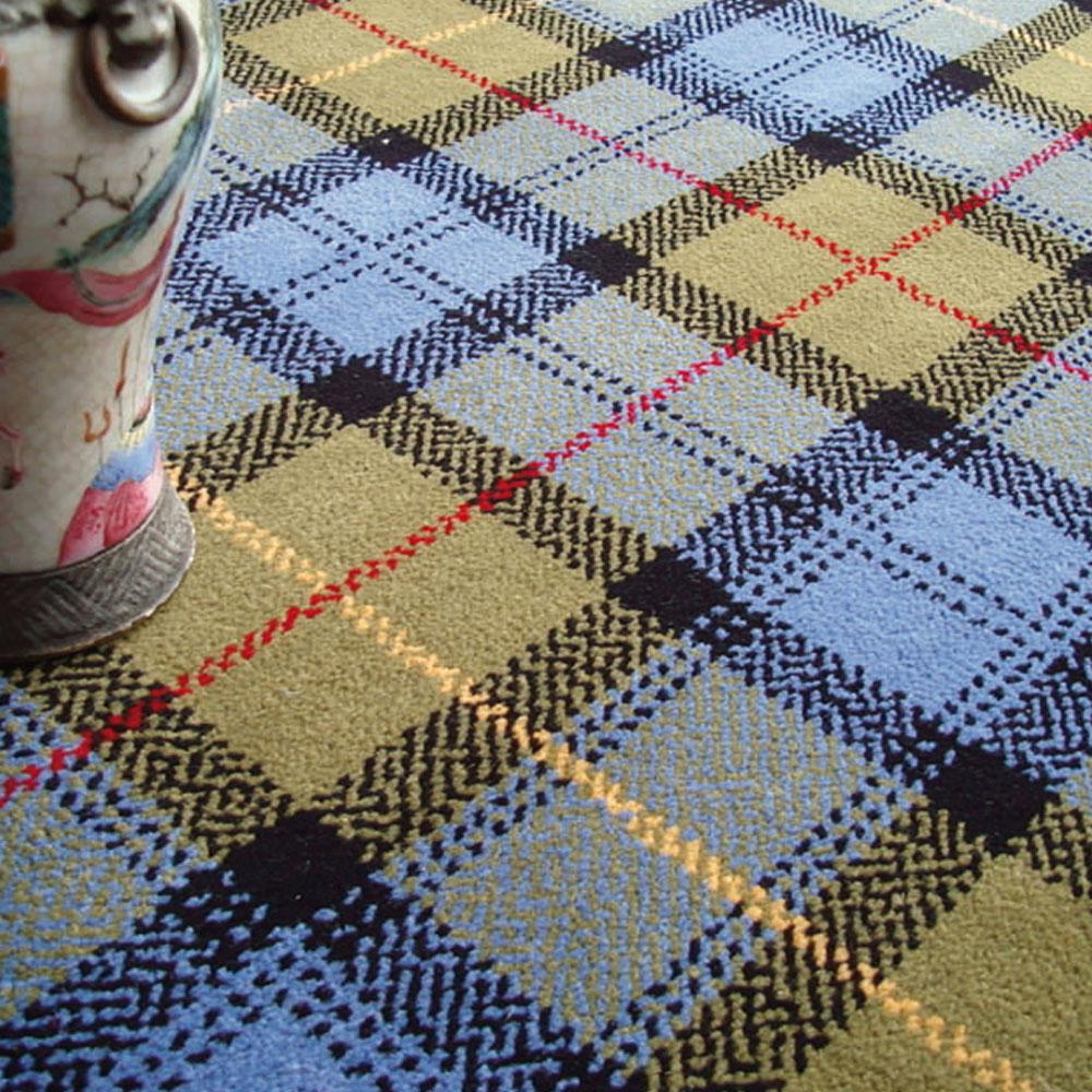 Farquharson Ancient Tartan Carpet