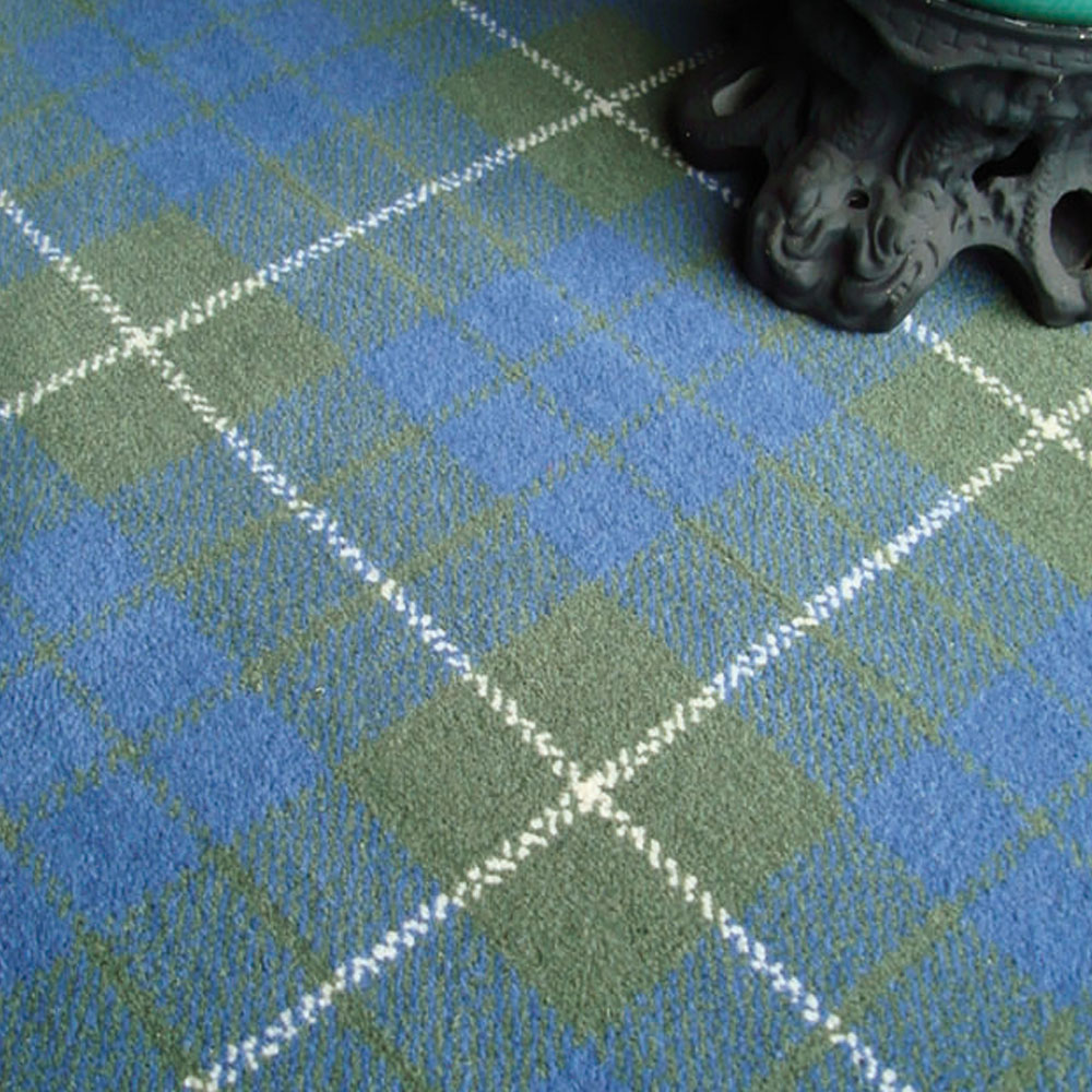 Hamilton Hunting Tartan Carpet