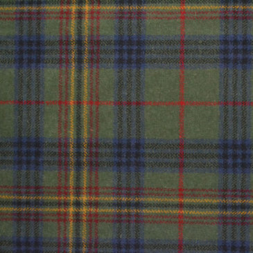Kennedy Hunting Tartan Rug Bespoke Sizes