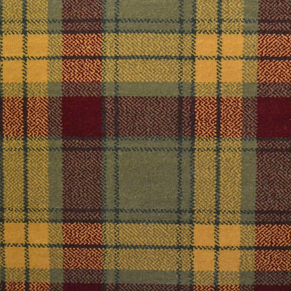 MacMillan Ancient Tartan Carpet