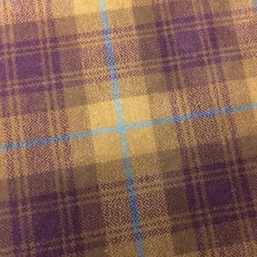 Heather Gold Tartan Carpet