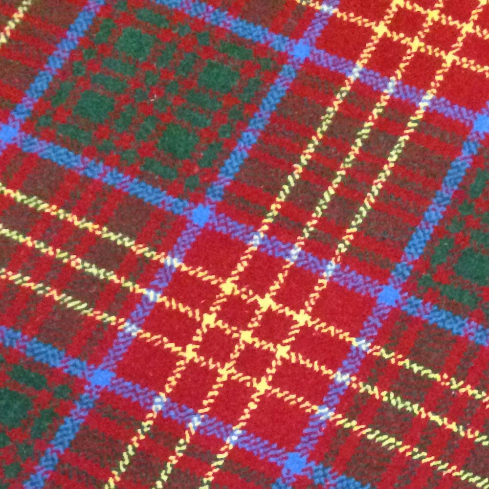 Burns Tartan Carpet