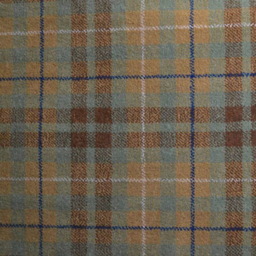 Buchanan Hunting Tartan Sample