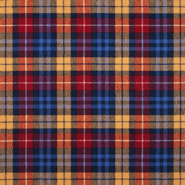 Buchanan Modern Tartan Rug Bespoke Sizes