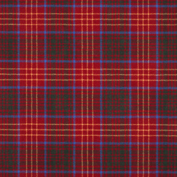 Burns Tartan Carpet