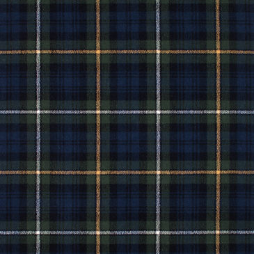 Campbell Of Argyll Modern Tartan Carpet