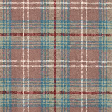 Chisholm Hunting Tartan Sample