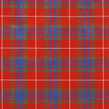 Fraser Weathered Tartan Sample