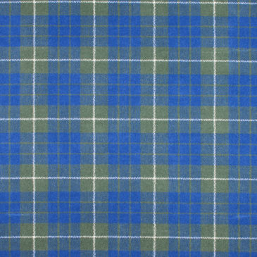 Hamilton Hunting Tartan Sample