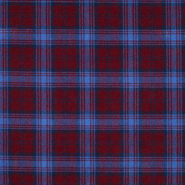 Lindsay Blue Tartan Carpet