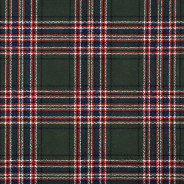 MacFarlane Hunting Tartan Rug Bespoke Sizes