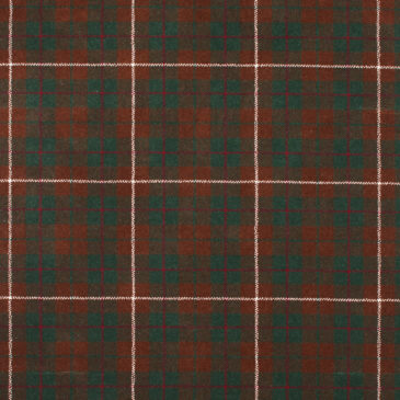 MacKinnon Hunting Tartan Sample
