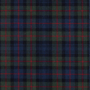 Murray Of Athol Blue Tartan Sample