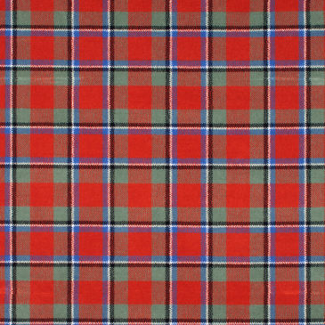 Sinclair Tartan Sample