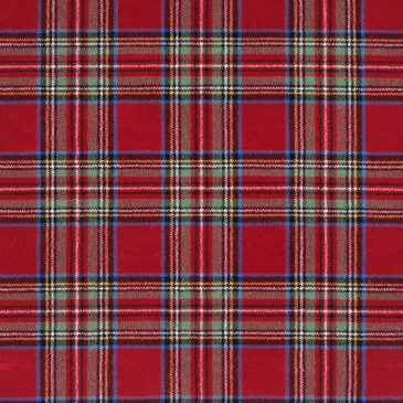 Stewart Royal Tartan Sample