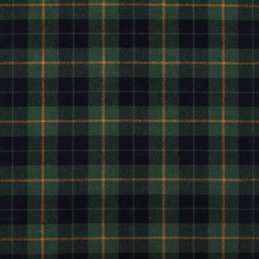 Wallace Hunting Tartan Sample