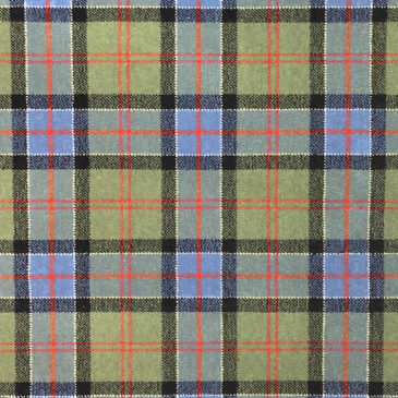Sinclair Hunting Tartan Sample
