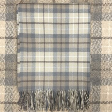 Balwen Tartan Lambswool Throw